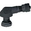 Szelep Ariette - 11,3 mm fekete