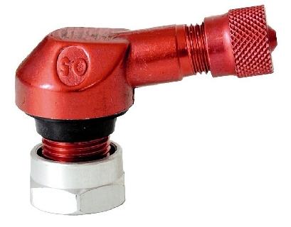 Szelep - 11,3 mm piros